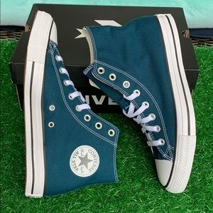 CONVERSE CTAS HI MIDNIGHT TURQUOISE MEN'S